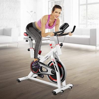 Akonza-Stationary-Exercise-Bike-Bottle Holder